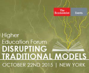 Higher Education Forum   The Economist Events