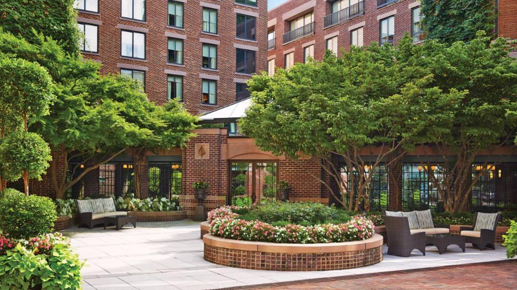 Four season hotel Washigton DC