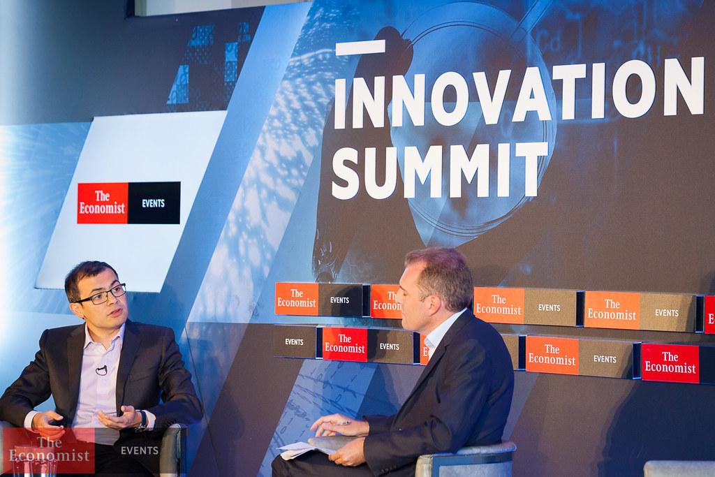 Innovation Summit Europe 2019 | The Economist Events