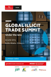 Global Illicit Trade Summit | The Economist Events